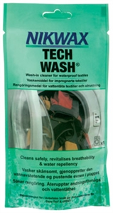 Tech Wash 100ml pouch
