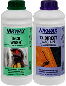 Tech Wash® 1L und TX.Direct® Wash-In 1L